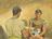 Alma giving Corianton scriptures