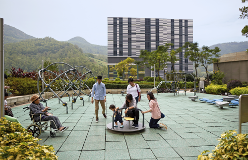 Hong Kong: Family Life
