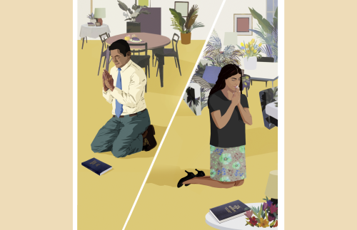 Praying About Book of Mormon