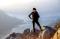 Hiking- Mountain Climbing