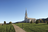 The exterior of the Star Valley Wyoming Temple.