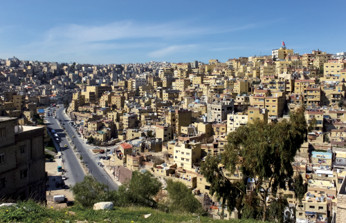 Jabal Amman, Jordan
