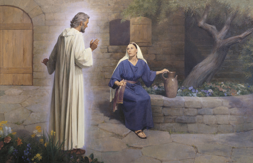 annunciation_gabriel_mary - New Christmas Tradition - Bible Study
