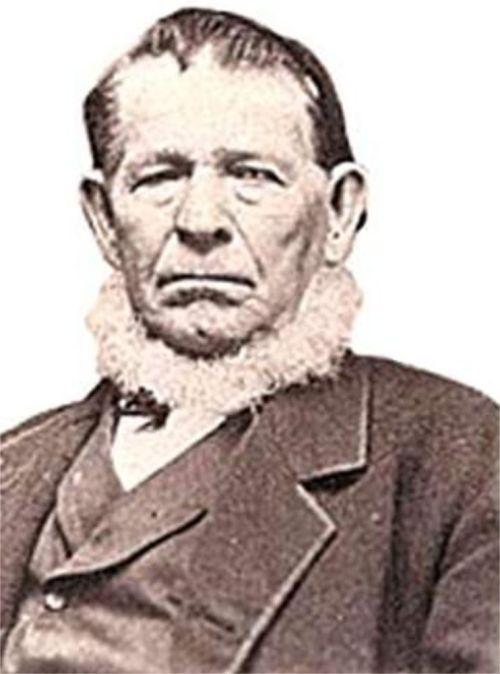 Josiah Butterfield