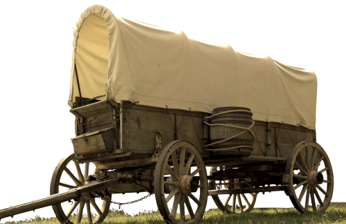They of the Last Wagon