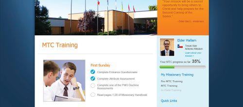 Missionary Training Center