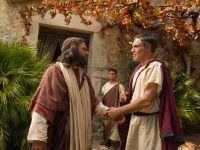 New Testament. Cornelius? Conversion