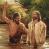 Jesus Christ being baptized by John the Baptist