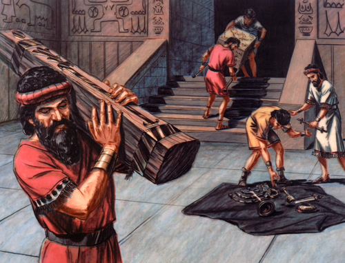Babylonian soldiers