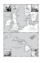 carte des missions d'Europe et des îles