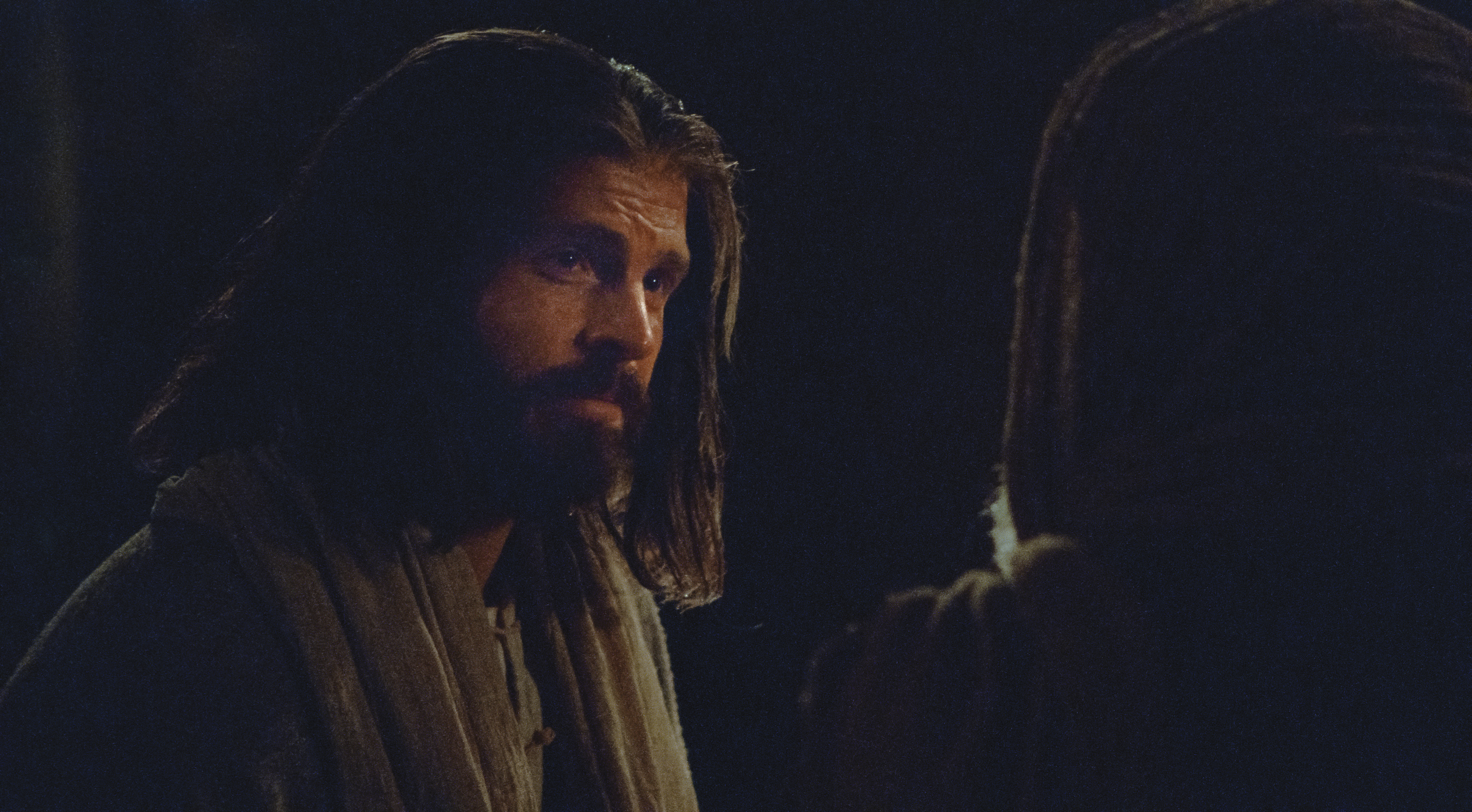 Jesus teaches Nicodemus that man must be born again or he cannot enter the kingdom of God.
