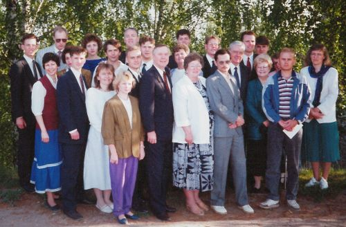 Lithuania: Dedication