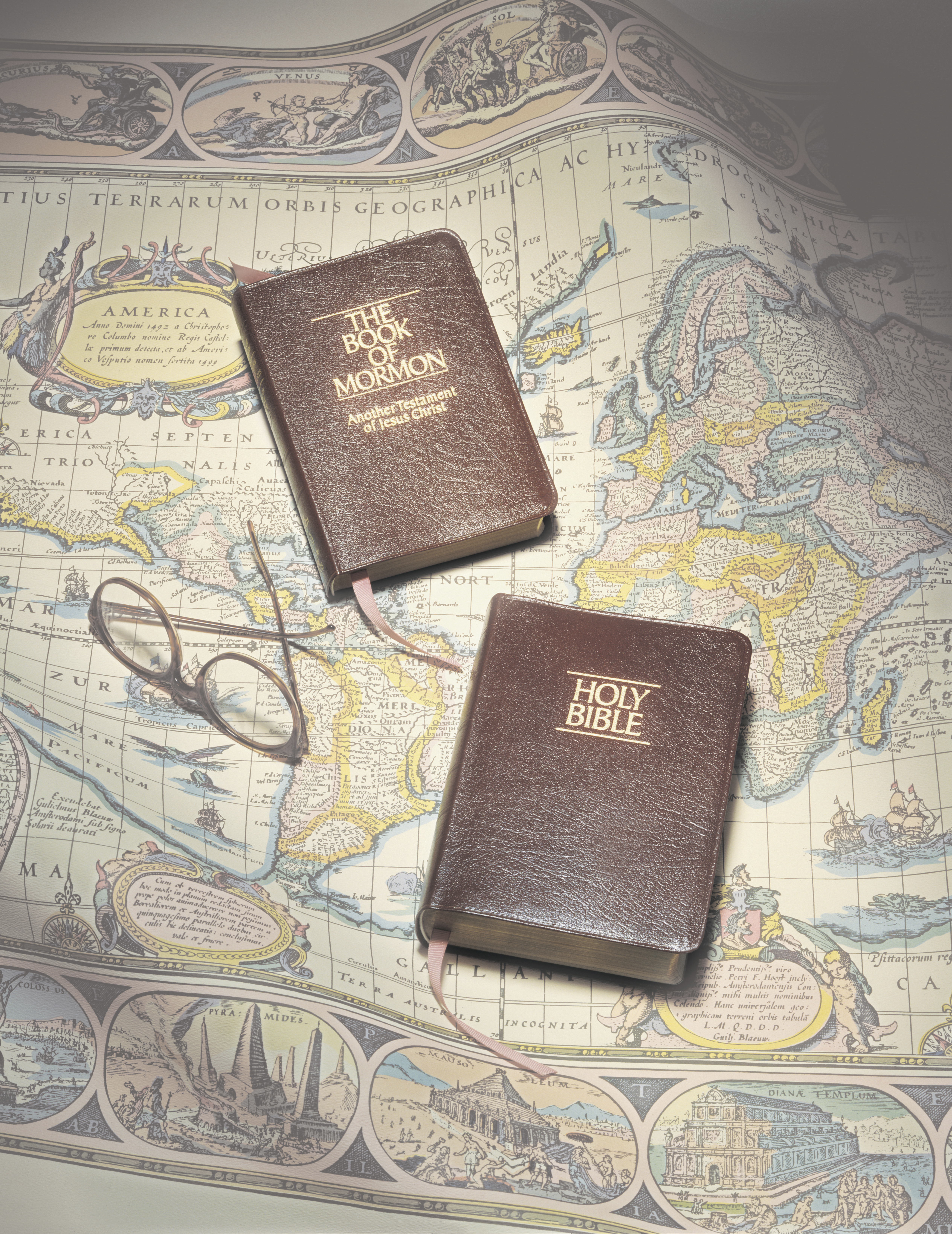 Scriptures, by Grant Heaton