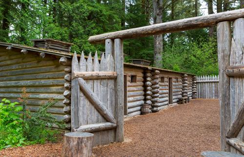 Pioneer fort