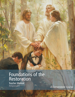 Foundations of the Restoration Teacher Manual