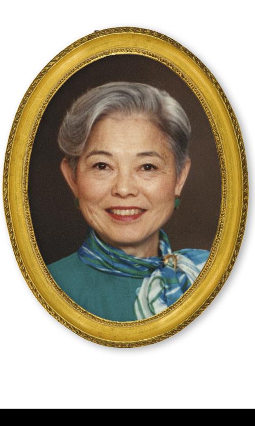 Chieko Nishimura Okazaki (1926–2011)