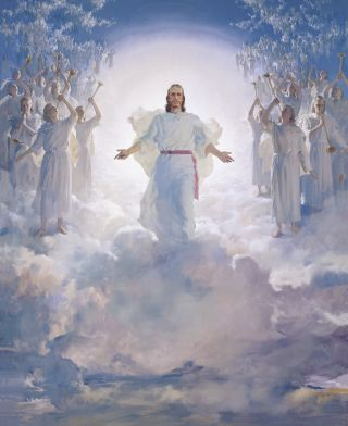The Second Coming, by Harry Anderson