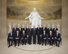 First Presidency and the Quorum of the Twelve Apostles