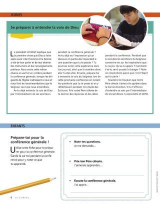 Liahona Magazine, 2018/03 Mar