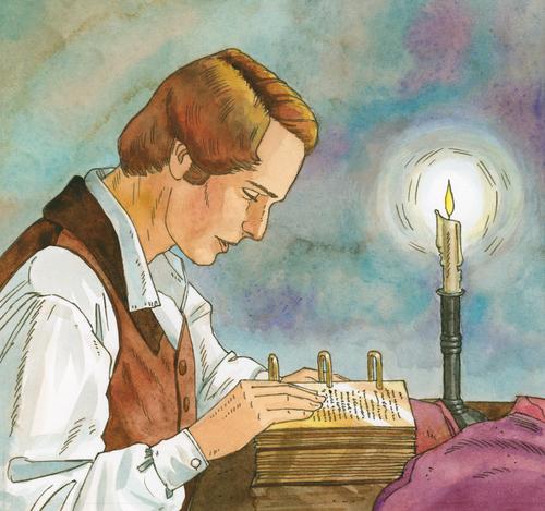 Joseph translating