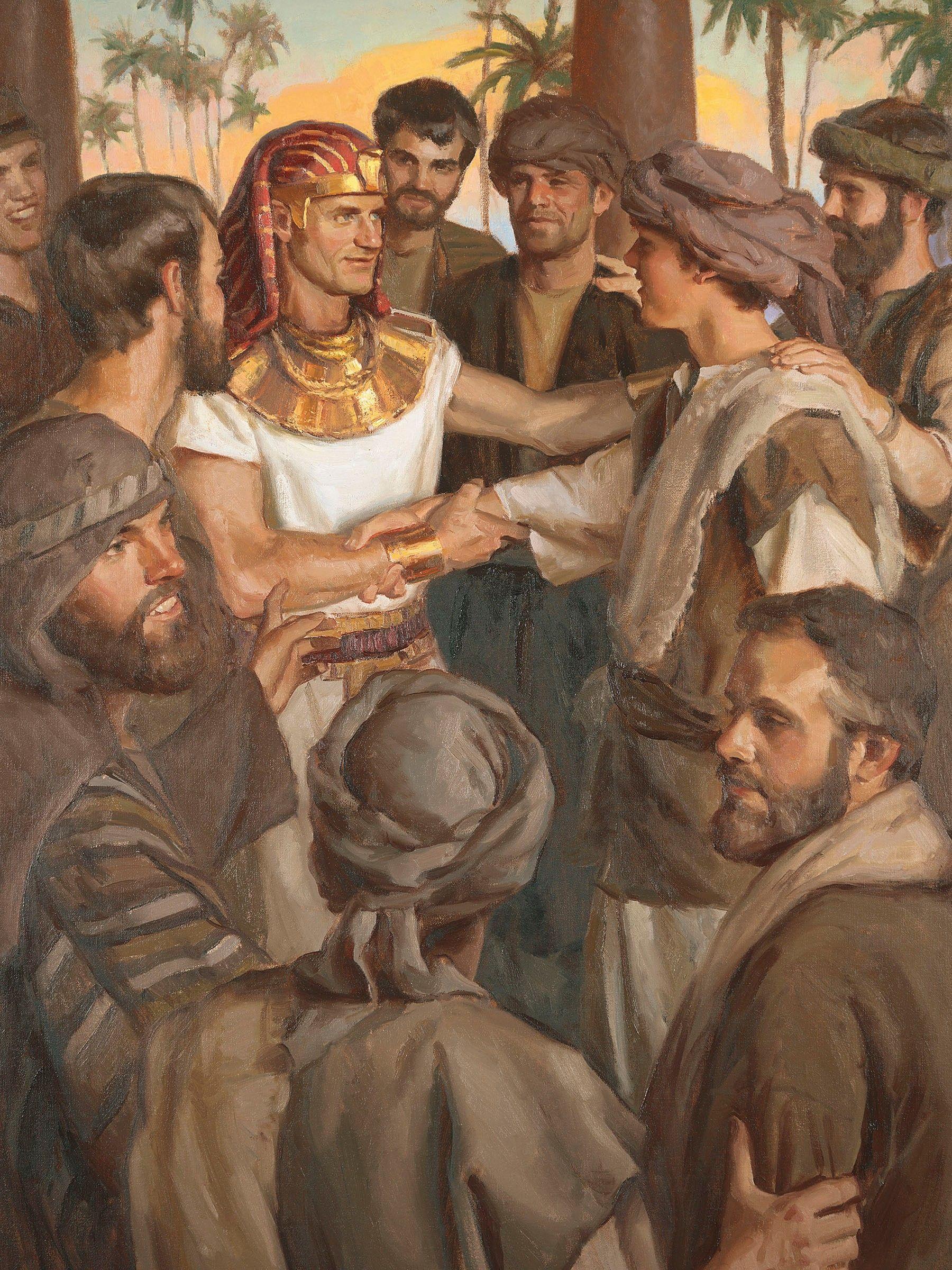 Joseph of Egypt, by Michael T. Malm