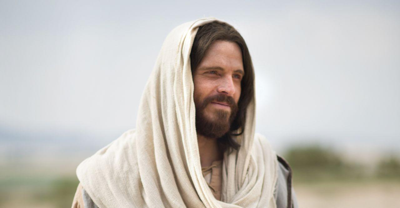 Jesucristo sonriendo invita a todos a venir a Él