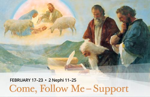 Come Follow Me - Feb 17-23