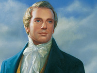A painting of Joseph Smith