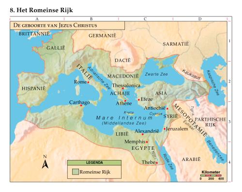 Spiksplinternieuw 8. Het Romeinse Rijk BA-85
