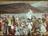 Jesus teaching the people by the seashore