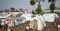 Refugee camp in Dominican Republic of Congo, Africa