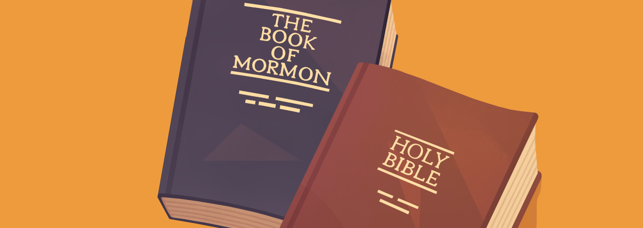 The Book of Mormon and the Bible testify of one another