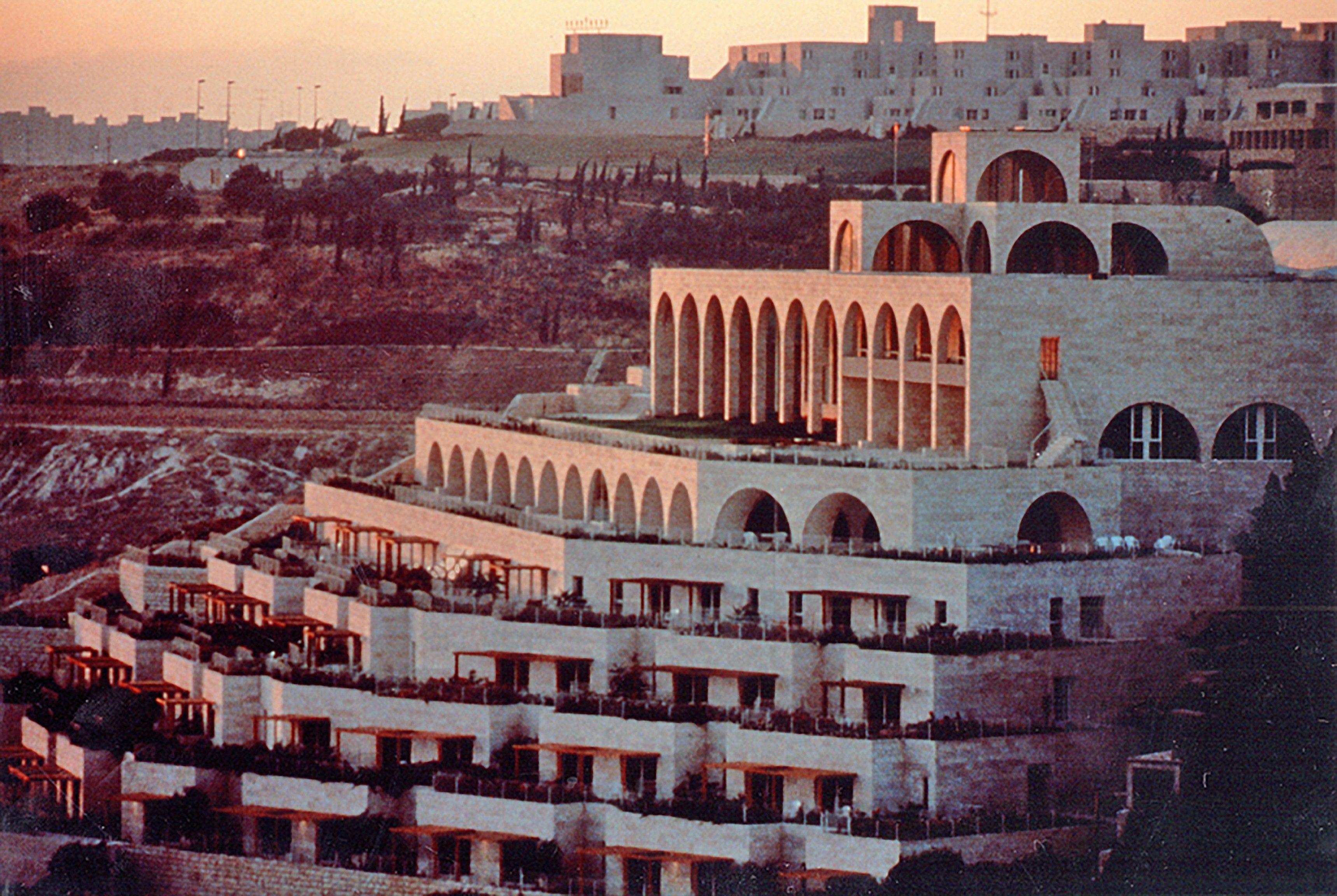 The BYU Jerusalem Center.