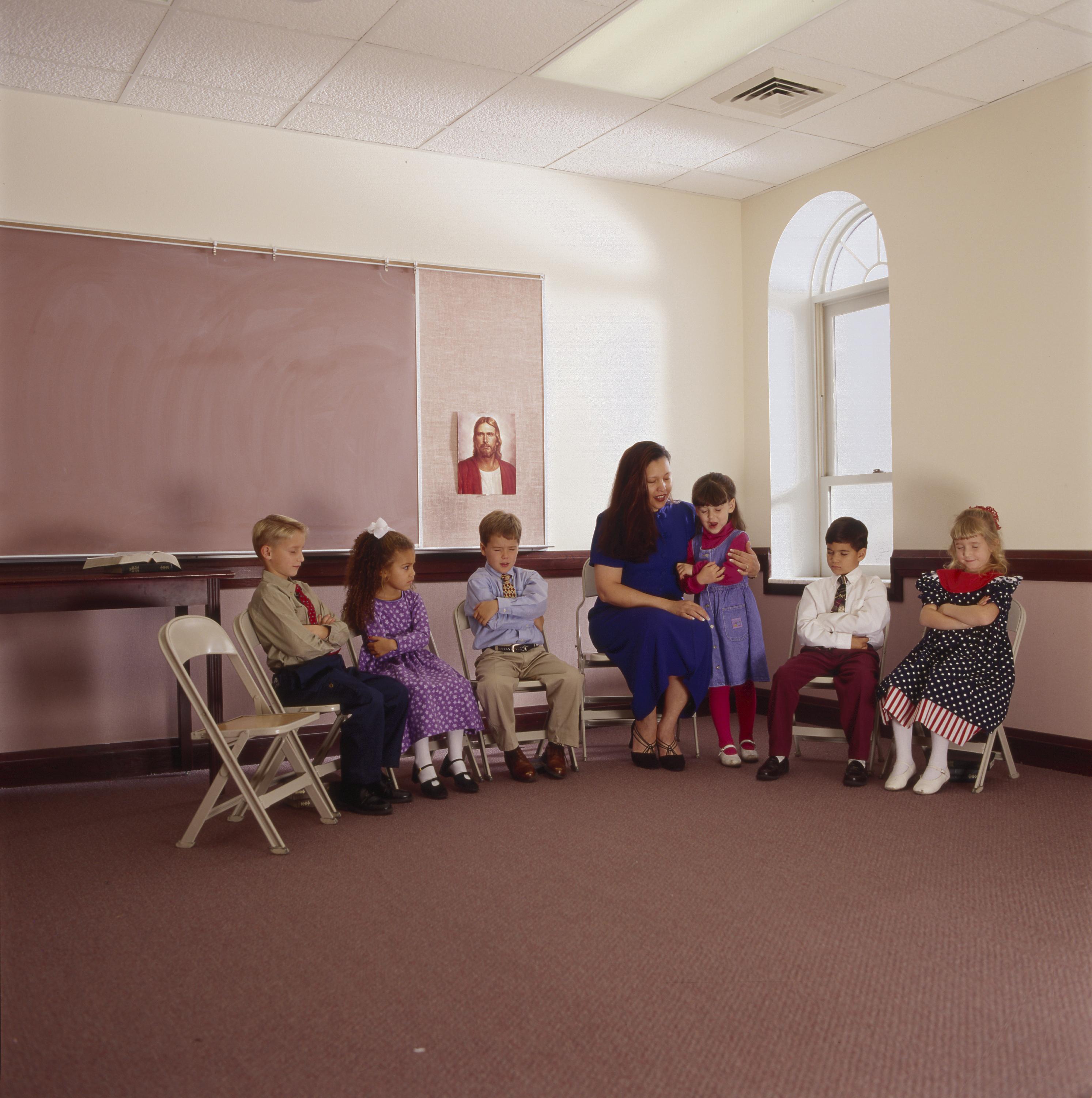 Class Prayer (62200); Primary manual 2-14