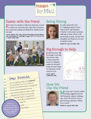 Friend Magazine, 2015/05 May