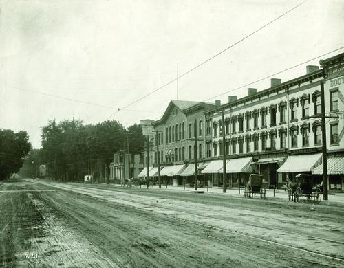 E. B. Grandin Building