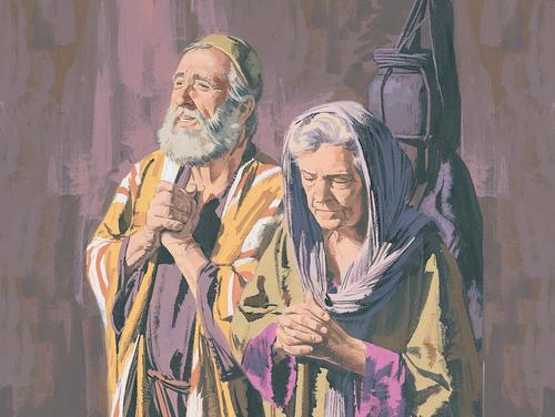 Zacharias and Elisabeth