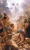 I See the Son of Man Standing on the Right Hand of God  (Stoning of Stephen)