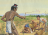 Lamanite whipping Nephites