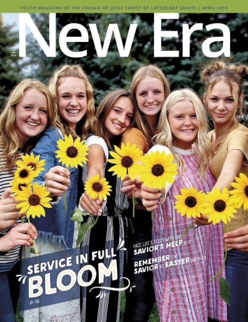 New Era Magazine, 2019/04 April