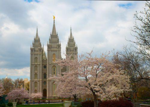 Salt Lake LDS Temple