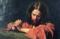 Christ praying in the Garden of Gethsemane