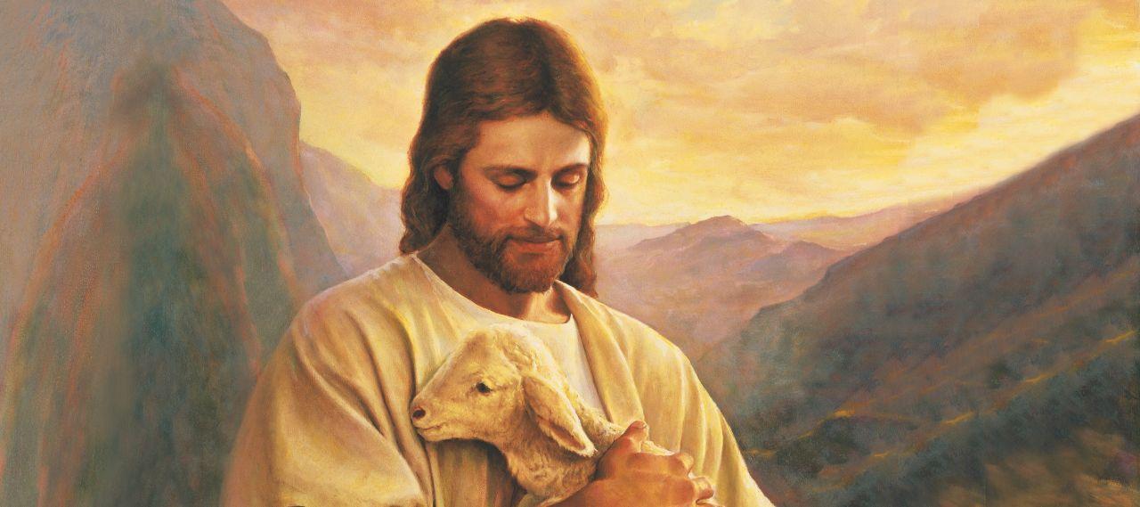 Jesucristo da Paz