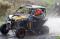 ATV in rain