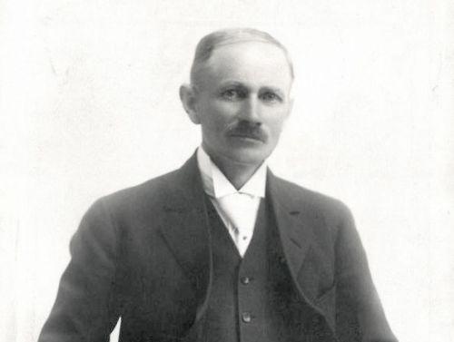 John W.F. Volker