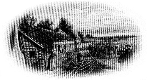 Zions Camp arrives in Missouri