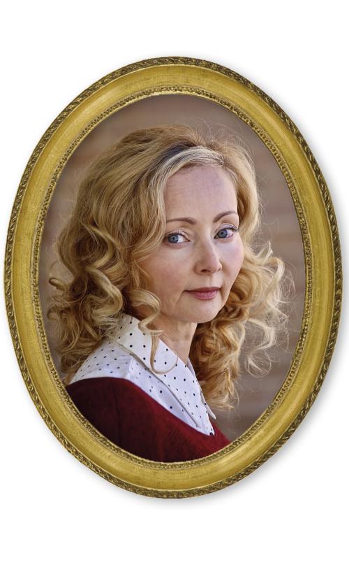 Irina Valentinovna Kratzer