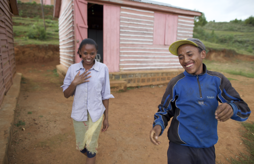 Madagascar: Friends