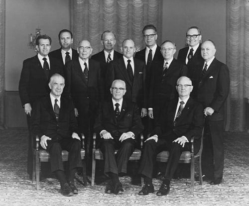 Quorum of Twelve. 1976