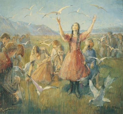 Miracle of the Gulls